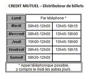 Mairie-Metzeral-Horaire-Crédit Mutuel
